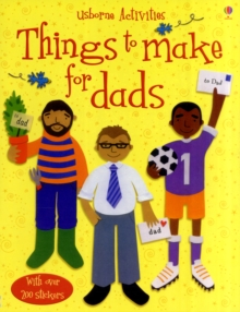 Things To Make For Dads, Paperback Book