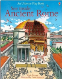 See Inside: Ancient Rome, Hardback Book