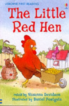 The Little Red Hen, Hardback Book