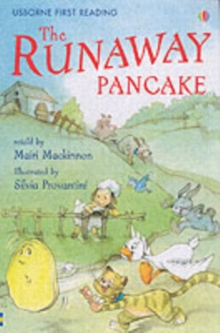 The Runaway Pancake, Hardback Book