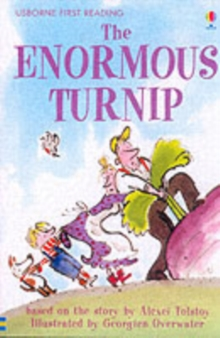 The Enormous Turnip, Hardback Book