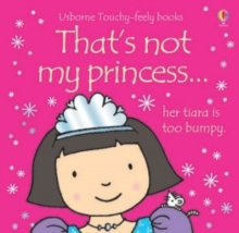 That's Not My Princess, Board book Book