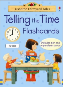Farmyard Tales Telling The Time Flashcards, Novelty book Book