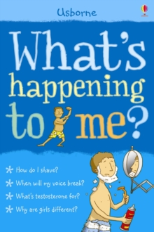 What's Happening To Me?: Boy, Paperback Book