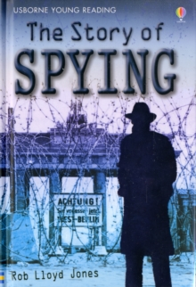The Story of Spying, Hardback Book