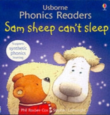 Sam Sheep Can't Sleep Phonics Reader, Paperback Book