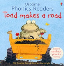 Toad Makes A Road Phonics Reader, Paperback Book