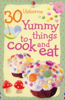30 Yummy Things To Cook And Eat, Novelty book Book