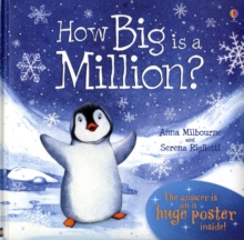 How Big is a Million?, Hardback Book