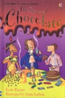 The Story of Chocolate, Hardback Book