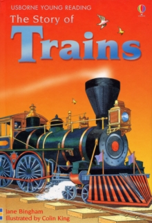 The Story of Trains, Hardback Book