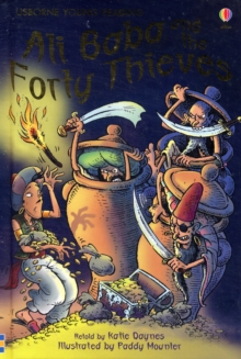 Ali Baba and the Forty Thieves, Hardback Book