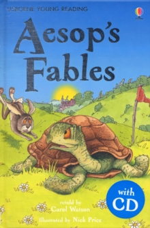 Aesops Fables, CD-Audio Book