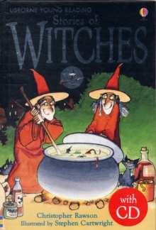 Stories Of Witches, CD-Audio Book