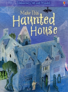 Make This Haunted House Usborne Cut-Out Model, Novelty book Book