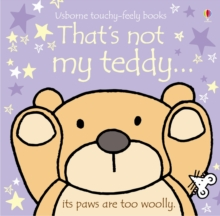That's Not My Teddy, Board book Book