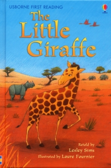 The Little Giraffe, Hardback Book