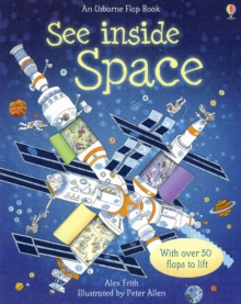 See Inside: Space, Hardback Book