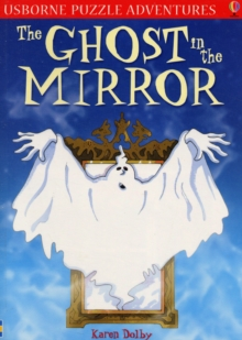 Puzzle Adventures The Ghost in the Mirror, Paperback Book