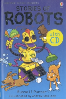 Stories of Robots, CD-Audio Book