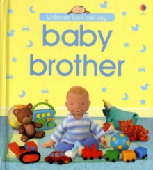 Look and Say Baby Brother, Board book Book