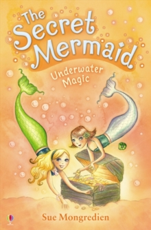 The Secret Mermaid Underwater Magic, Paperback Book