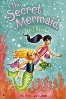 The Secret Mermaid Reef Rescue, Paperback Book