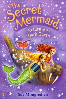 The Secret Mermaid Return of the Dark Queen, Paperback Book