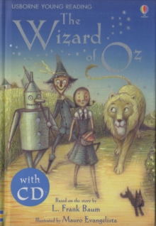Wizard Of Oz Gift Edition, CD-Audio Book