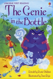 The Genie in the Bottle, Hardback Book