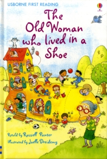 The Old Woman Who Lived in a Shoe, Hardback Book