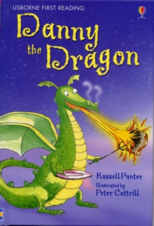 English Learners' Edition First Reading Series 3: Danny the Dragon, Hardback Book
