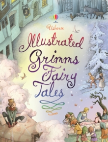 Illustrated Stories from Grimm, Hardback Book