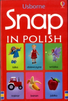 Usborne Snap in Polish, Novelty book Book
