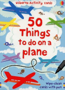 50 Things to Do on a Plane, Novelty book Book