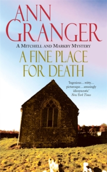 A Fine Place for Death, Paperback Book
