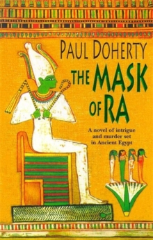 The Mask of Ra, Paperback Book