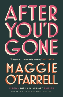 After You'd Gone, Paperback Book