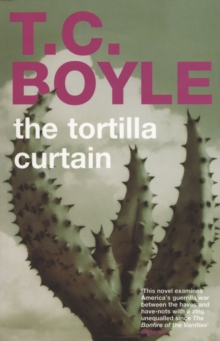 The Tortilla Curtain, Paperback Book