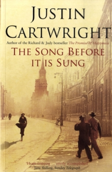 The Song Before it is Sung, Paperback Book