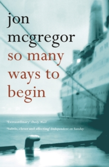 So Many Ways to Begin, Paperback Book
