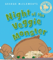 Night of the Veggie Monster, Paperback Book