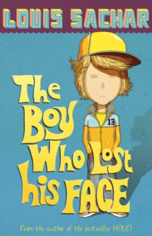 The Boy Who Lost His Face, Paperback Book