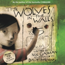 The Wolves in the Walls, Mixed media product Book