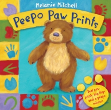 Peepo Paw Prints, Board book Book