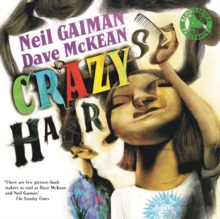 Crazy Hair, Paperback Book