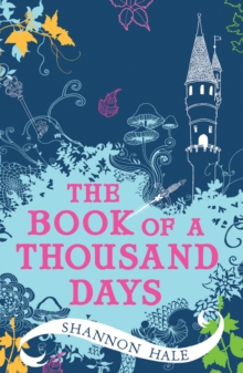 The Book of a Thousand Days, Paperback Book
