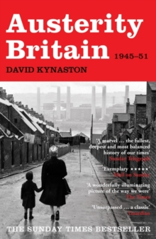 Austerity Britain, 1945-1951, Paperback Book