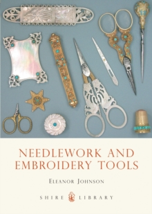 Needlework and Embroidery Tools, Paperback Book