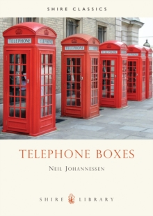 Telephone Boxes, Paperback Book